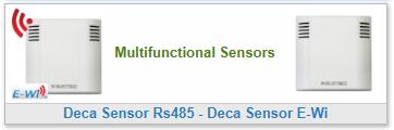 Multifunctional Sensors