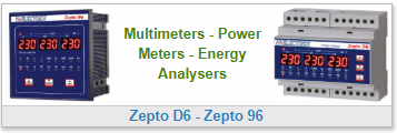 Multimeters - Power Meters - Energy Analyzers